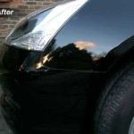 Bumper Scuff Repair After